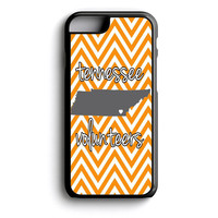 tennessee volunteers iPhone 4s iPhone 5 iPhone 5c iPhone 5s iPhone 6 iPhone 6s iPhone 6 Plus Case | iPod Touch 4 iPod Touch 5 Case