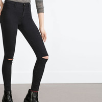HIGH ELASTICITY JEGGINGS