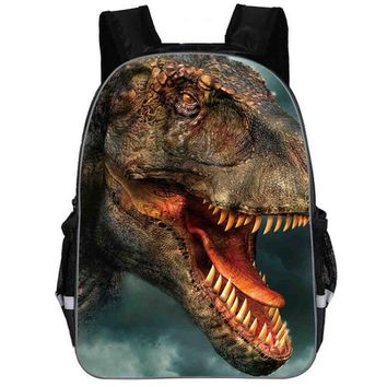Anime Backpack School Dinosaur Backpack Animal kawaii cute Dragon Tiger Lion Cat Casual School Bags For Toddlers Boys Girls Teenager Mochila Gift Bolsa AT_60_4