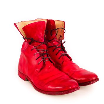 A Diciannoveventitre Red Boots