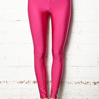FOREVER 21 High-Waisted Performance Legging