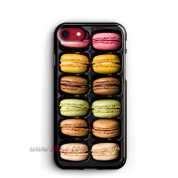 French Macarons Box iphone 8 plus cases Macarons samsung case iphone X cases
