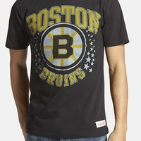 Men's Mitchell & Ness 'Boston Bruins' Tailored Fit Graphic T-Shirt