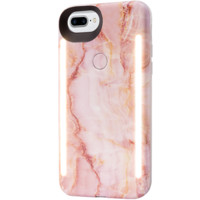 LuMee Duo Marble iPhone 8 Plus, 7 Plus, 6s Plus, 6 Plus Case