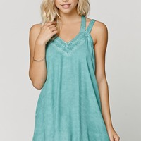 RVCA Tunnel Vision Dress - Womens Dress
