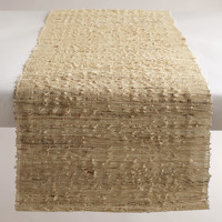 Woven Fiber Table Runner - World Market
