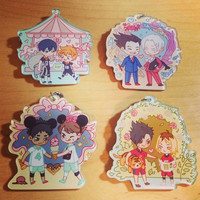Haikyuu Date Night Charms