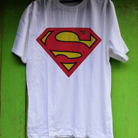 Superman Shirt TShirt Tee Shirts Black and White For Men and Women Unisex Size from metroempower