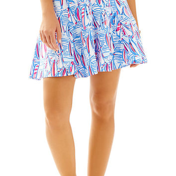 Ava Fit & Flare Skirt - Lilly Pulitzer
