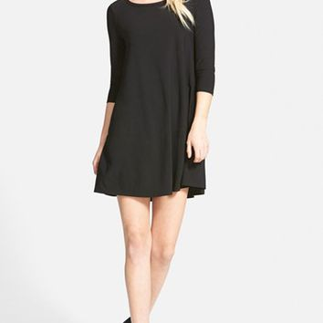 Women's Leith Crepe Trapeze Dress,