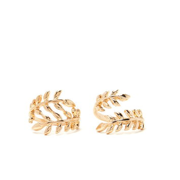 Leaf Ring Set