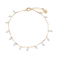Blue Heaven Anklet | Blue | Accessorize