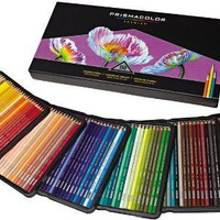 150 Prismacolor pencils - A premier set of colored pencils for coloring, drawing