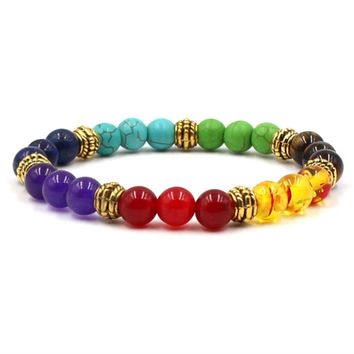 Awesome Great Deal Stylish Shiny New Arrival Gift Hot Sale Multi-color Yoga Bracelet [276345454621]