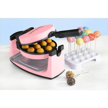 baby cakes flip over cake pop maker from amazon things i want. Black Bedroom Furniture Sets. Home Design Ideas