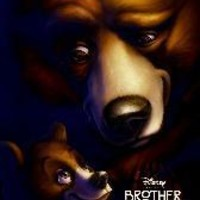 Brother Bear movie poster [Disney] original 27x40 advance NM