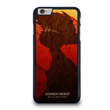 COWBOY BEBOP SILHOUETTE iPhone 6 / 6S Plus Case