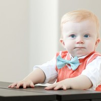 Sky Blue Spotted White Bow Tie, Doctor Who Baby, Bow Tie, Bowtie, Toddler Bow tie, Bow Tie Toddler, Mens Bow Tie, Newborn Bow Tie
