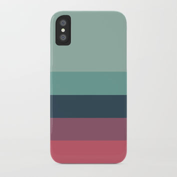 Dusk iPhone Case by vanessavolk