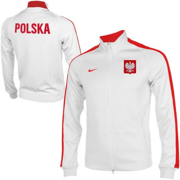 Nike Poland N98 Track Jacket - White