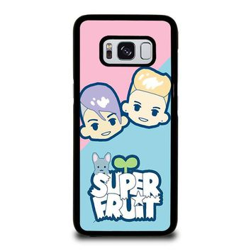 SUPERFRUIT FUNNY Samsung Galaxy S8 Case Cover