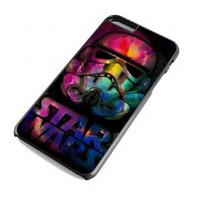 Star Wars Storm Trooper Galaxy for iphone 6 plus case