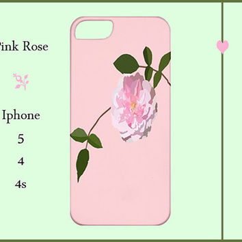 Iphone Cover-Iphone 5 Fashion Cover-rose-Iphone 5 case,Iphone 5 cover,Iphone 5 rose,Iphone 4/4s case,Iphone 4/4s cover,rose case
