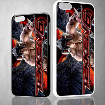 tekken 6 Namco Fight game Action Manga Z0297 iPhone 4S 5S 5C 6 6Plus, iPod 4 5, LG G2 G3, Sony Z2 Case
