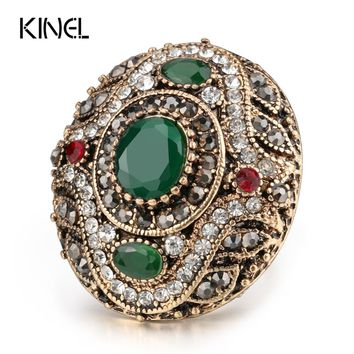 Ring.l Antique Rings For WomenSets Engagement Jewelry Crystal Gift