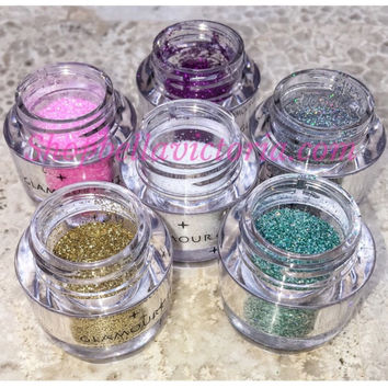 Multi-Color Loose Makeup Glitter Eyeshadow Beauty Treats