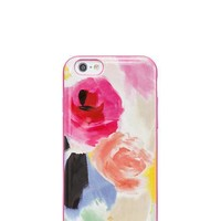 watercolor floral iphone 6 case