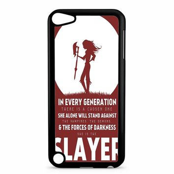 Buffy The Vampire Slayer 2 iPod Touch 5 Case
