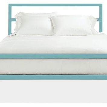 Parsons Bed in Colors