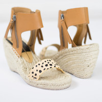 Gisele Calf Hair Wedge