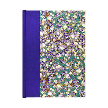 Address Book Large Violet Plum