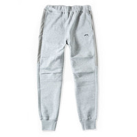Stussy: Flight Fleece Pants - Grey Heather