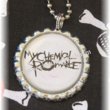 My Chemical Romance Necklace Pendant Southern Style