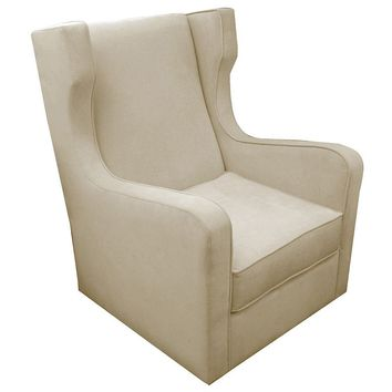 Komfy Kings Kingston Vanity Glider Chair