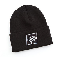 Fit Key Beanie Black