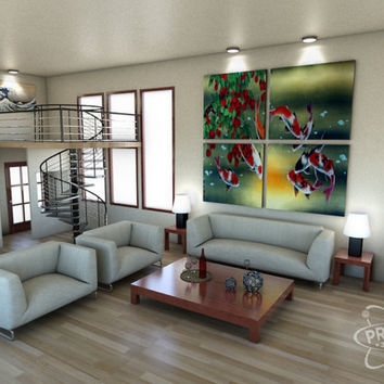 Custom 3D Interior House Architecture Visualization Rendering for your Home or Office Decor Furniture Floorplan