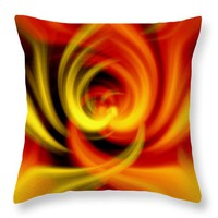 Hot Love Throw Pillow for Sale by Tracey Harrington-Simpson