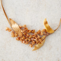 Lily of the Valley Blossom Necklace