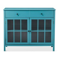 Windham 2 Door Accent Buffet, Cabinet with Shelves - Threshold™