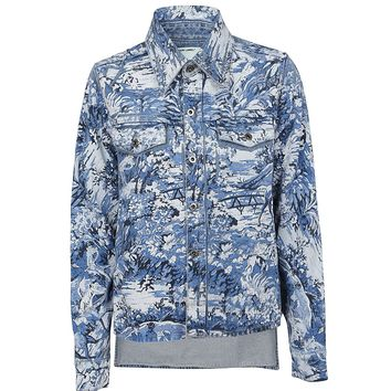 Wilderness Printed Shirt by OFF-WHITE