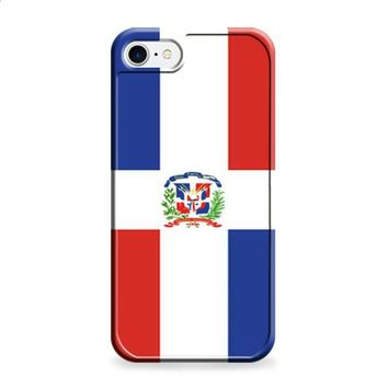 Dominican Republic Flag iPhone 6 Plus | iPhone 6S Plus case