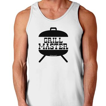 Grill Master Grill Design Loose Tank Top