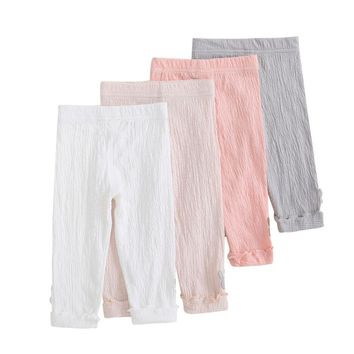 Infant/Toddler Baby Girl Capri Pants