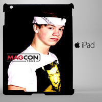 Taylor Caniff Magcon Tour iPad 2, iPad 3, iPad 4, iPad Mini and iPad Air Cases