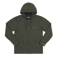 Lodge Hooded Coach Jacket