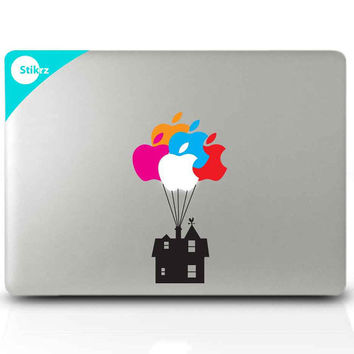 UP House Laptop Decal